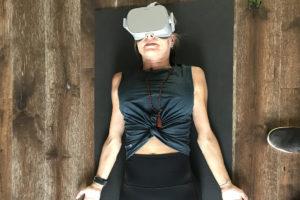 psilocybin retreat with VR